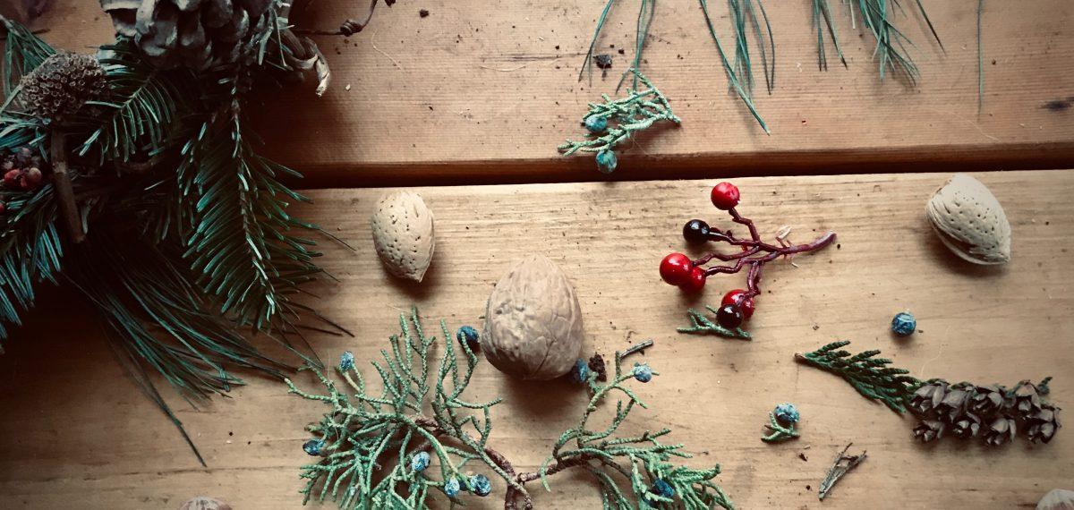Winter / Christmasdishes