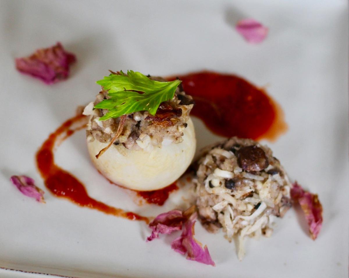 Stuffed turnip (Фаршированнаярепа)